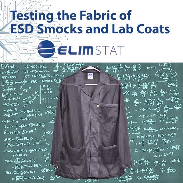 ESD Association Smock Testing