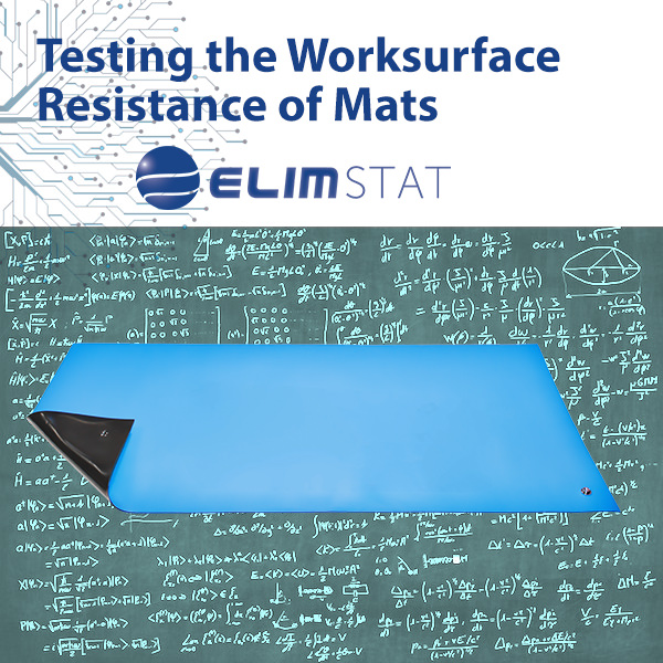 Anti Static Mat Testing